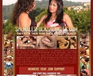 Shemales Fuck Shemales