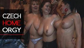 Czech Home Orgy Channel