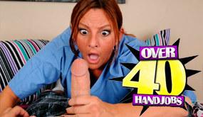 Over 40 Handjobs Channel