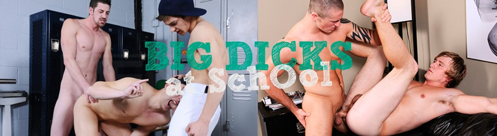 Big Dicks at School