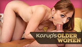 Karups Older Women Channel