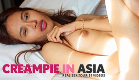 Creampie in Asia