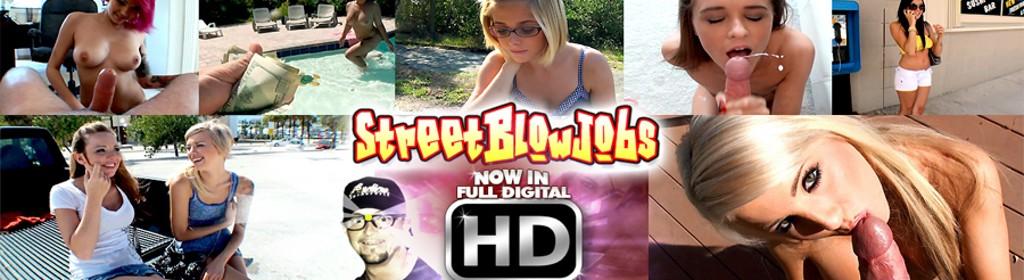 Straat Blowjobs Porn