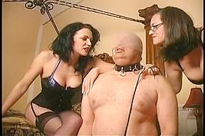 pecker fuck by two mistresse