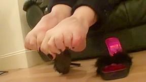 Miss Eddie - Licking My Hawt Toes