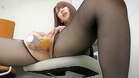 Unbelievable masturbation small tits seen...