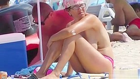 Sexy milfs topless...