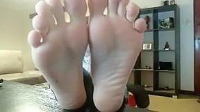 Feet...
