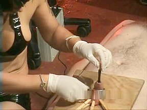 Extreme Penis insertion