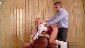 Hot Sister Bondage Slave
