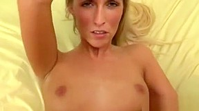 Ideal euro babe loves the d...