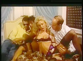Vintage foursome long cocks...