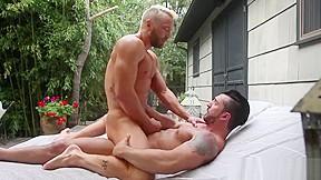 Big dick gay anal sex and cumshot...