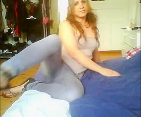 Posing spanish tgirl...