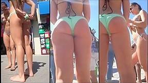 Ass duo amazing gap shots...