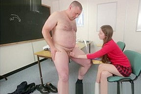 Sph teacher wanted to fuck student but his...