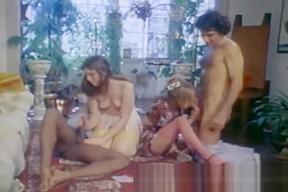 Classic orgy...