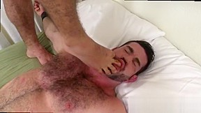 Jakes hairy gay mens bare feet xxx hot...