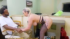 Nina kayy shows to black man...