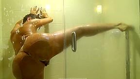 Casey James shower scene