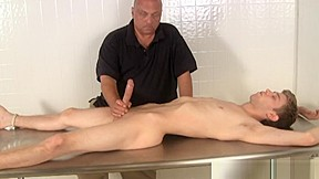 R j milked and cock tickled...