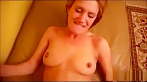 Hot blond slutwife makes fantastic...