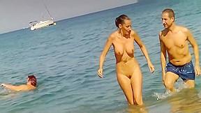 Nudist up video...
