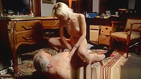 Foursome young old hd couple homemade...