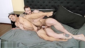 Cliff jensen and vadim black polyamor ass part...