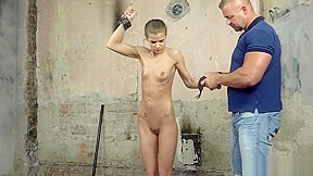 Videos of struggling babes painfully whipped...