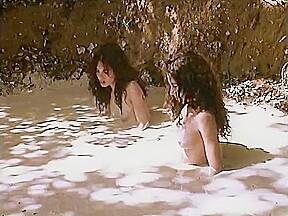 Twins erotic sink...