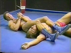 Ring wrestling 01...