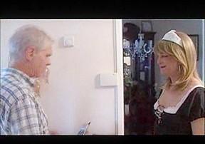 Maid cock...