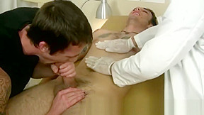 Naked doctor doctors medical nude male rugby his...