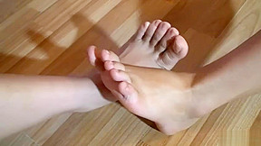 Chinese foot...
