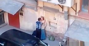 Omafotze sex captured on home video...