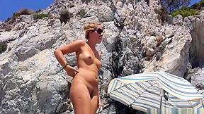 Spy cam video...