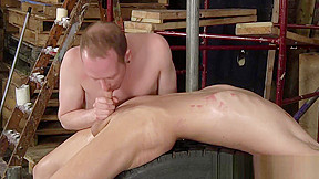 Kris blent and sean taylor love mutual blowjobs...