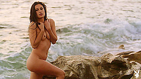 Demi Fray in Rocky Shores - PlayboyPlus