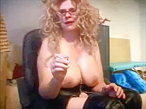 Milf are you one of my granny boys...