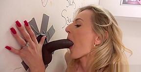 Natasha starr biggest glory hole cock...