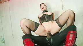 British Bitch Paige Turnah acquires screwed in a amoral scene