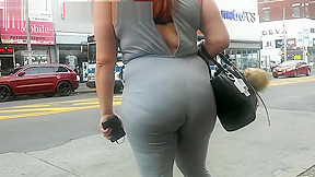 Thick grey jumpsuit...