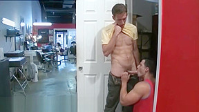 Sex galleries and straight male wanking in public...