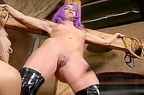 Slave girl gets back at her dominant mistress...
