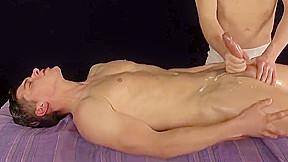 Massage And Handjob