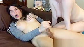 Lucky tranny pussy...