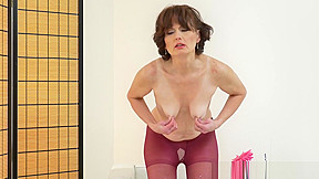 opinion the theme mature big tits shaved pussy you the