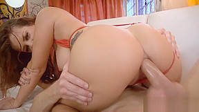 Drilling her...