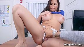 Julianna vega in amateur latina milf be...